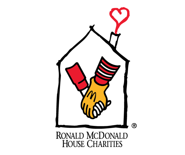 Logo de Ronald McDonald House Charities