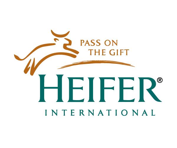 Logo de Heifer International