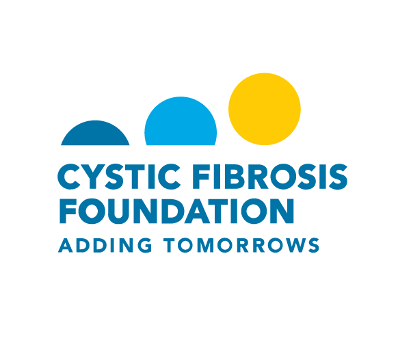 Logo de Cystic Fibrosis Foundation
