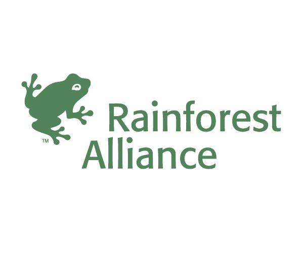 Logo de Rainforest Alliance
